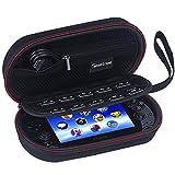 Smatree PS Vita(PS1000), PS Vita 2000、PSP3000とアクセサリー用 旅行やホームストレージケース P100 (7.8 x 4.4x 2.4 インチ)