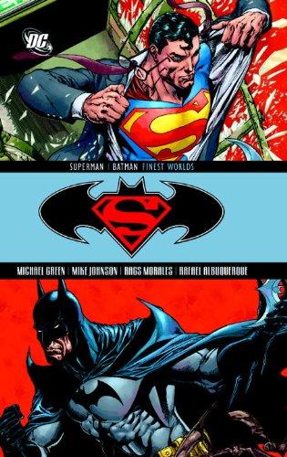 Download Superman/Batman: Finest Worlds (Superman (Graphic Novels)) 140122332X