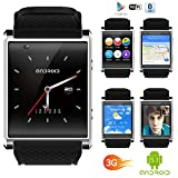 """Best inDigi Smartwatches - NEW 2018 Android 5.1 SmartWatch - 1.54"""" AMOLED Review"""