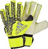 adidas(アディダス) サッカー ゴールキーパーグローブ ACE コンペテイション BPG79 ソーラーイエロー×ブラック×オニキス(AP6999) 9