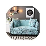花の雨 Sofa Slipcover Universal Sofa Cover Flexible Stretch Big Elasticity Couch Cover Loveseat Sofa Furniture Cover Sofa Towel 1/2/3/4 Seat Sofa、04 4 Seats