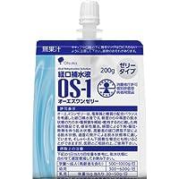 大塚製薬工場 経口補水液 オーエスワンゼリーパウチ 200gx6袋x5(ケース)
