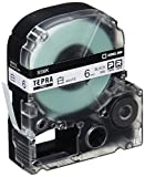 キングジム テープカートリッジ テプラPRO 6mm 10個パック SS6K-10P 白