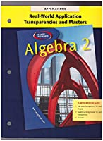 Algebra 2 Real World Application Transparencies and Masters