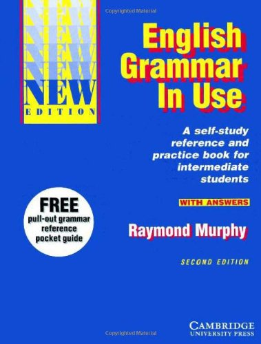 English Grammar in Use With Answers: Reference and Practice for Intermediate Studentsの詳細を見る