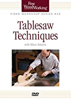 Tablesaw Techniques [DVD]