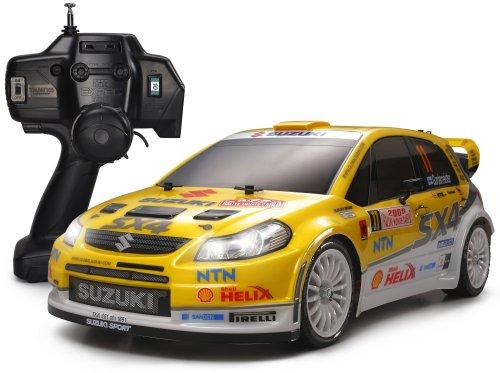 XB スズキ SX4 WRC (TT-01シャーシ TYPE-E) 25800 (1/10 XBシリーズ No.77)