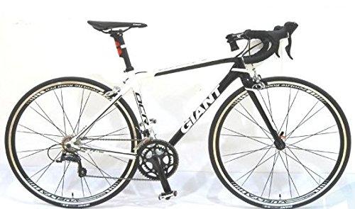 ジャイアントロードバイク 高級品  GIANT5700 イタリア製ホイール 黒白約40%off