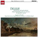 ディーリアス:チェロ協奏曲 別れの歌 夜明け前の歌 ユーチューブ 音楽 試聴