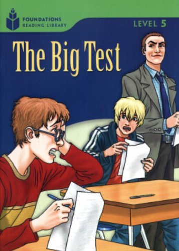 The Big Test (Foundations Reading Library, Level 5)の詳細を見る