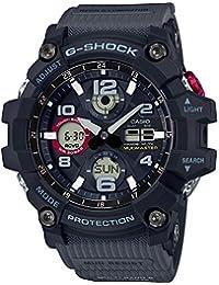 CASIO(カシオ) 腕時計 G-SHOCK G-ショック MUDMASTER マッドマスター GSG-100-1A8 ブラック×グレー メンズ [並行輸入品]