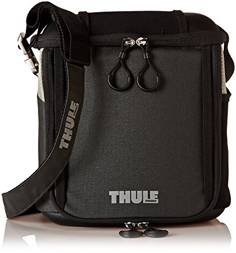 THULE PACK N PEDAL(スーリー パックンペダル) バッグ ハンドルバーバッグ  ブラック 013506