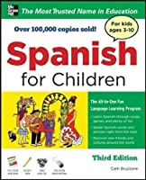 Spanish for Children with Three Audio CDs Third Edition【洋書】 [並行輸入品]