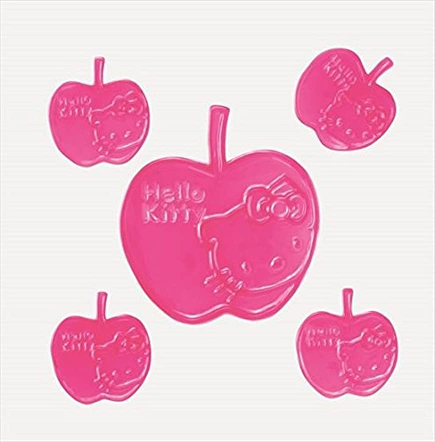 倫理セッティング時間厳守GelGems(ジェルジェム) ジェルジェムハローキティバッグS 「 ピンクリンゴ 」 E1200002 キャンドル 200x255x5mm (E1200002)