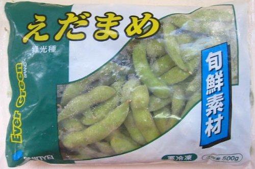 冷凍 枝豆 えだまめ 500g