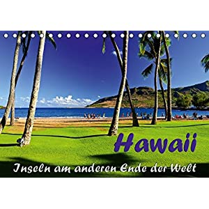 Hawaii - Inseln am anderen Ende der WeltCH-Version (Tischkalender 2018 DIN A5 quer): Meine Impressionen von einer Kreuzfahrt nach Hawaii. (Monatskalender, 14 Seiten )