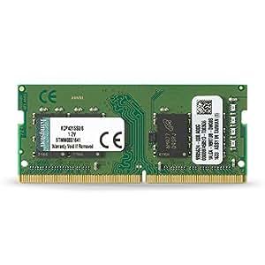 キングストン Kingston ノートPC用メモリ DDR4 2133 (PC4-17000) 8GB CL15 1.2V Non-ECC SODIMM 260pin KCP421SS8/8 永久保証