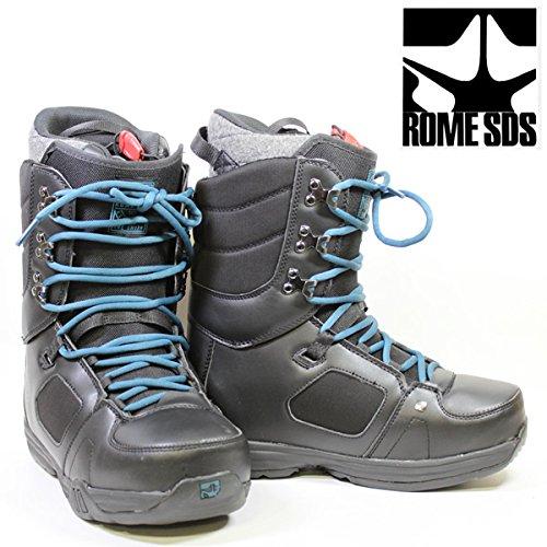 ROME(ローム) rome スノーボードブーツ 14-15 SMITH BLACK ローム スミス  スノーボードブーツ rome SDS 2015  9(27cm)