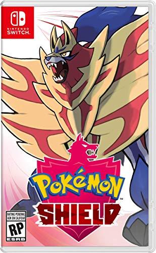 Pokemon Shield (輸入版:北米) – Switch
