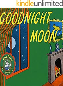 Good Night Moon: children's books ages 4-12 Suitable for children's growth (English Edition)