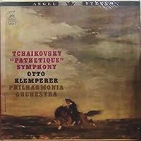 """クレンペラー チャイコフスキー:交響曲第6番「悲愴」 Klemperer Tchaikovsky Symphony No.6 """"Pathetic"""" / PO [米 Angel] SEALED"""
