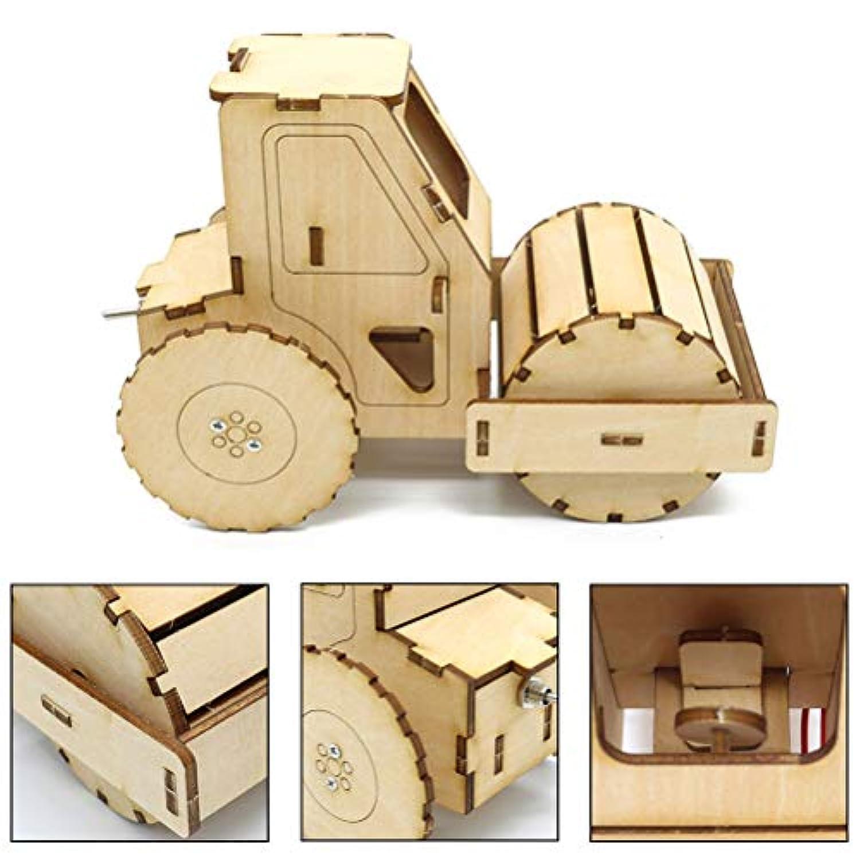 JACKBAGGIO 新しい 技術 科学的な 物理的 手作りモデル 電気ローラー玩具 実験キット にとって 子供 の間に 8?12歳