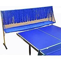Voodans 移動的卓球台拾球ネット 卓球防球ネット 専用拾球ネット 練習用 集球ネット 移動的 二重オックスフォード リバウンド防止