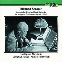 Oboe Concerto, Le Bourgeois Gentilhomme by Michael Schnwandt Collegium Musicum (1993-09-17)