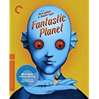 Criterion Collection: Fantastic Planet /