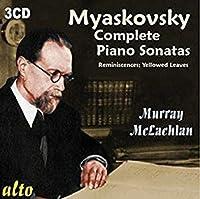 Myaskovsky: Complete Piano Son