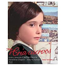 カラスの飼育 Blu-ray アナ・トレント(『ミツバチのささやき』)主演/カルロス・サウラ監督