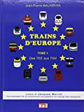 Trains d'europe t.1