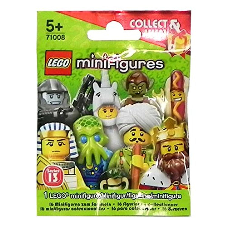 レゴ ミニフィギュア シリーズ13 LEGO minifigures #71008 ヘビ使い ミニフィグ ブロック 積み木