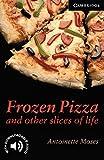 Frozen Pizza: Englische Lektuere fuer das 5. Lernjahr. Paperback with downloadable audio