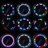 自転車 ホイール ライト ( フルカラー LED )