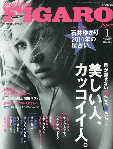 madame FIGARO japon (フィガロ ジャポン) 2014年 01月号 [雑誌]の詳細を見る