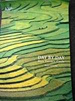 2020年 令和2年 カレンダー 壁掛け DAY BY DAY Rice Terrace Cycle 約42×62cm 三菱製紙
