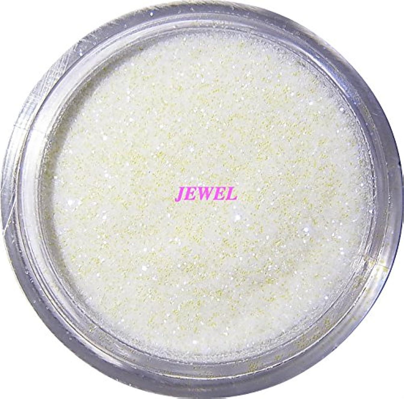 尾立場ラッチ【jewel】 超微粒子ラメパウダー(白/パールホワイト) 256/1サイズ 2g入り グリッター レジン&ネイル用