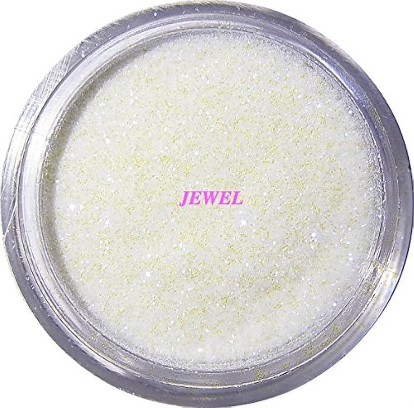 ハドル墓地ラック【jewel】 超微粒子ラメパウダー(白/パールホワイト) 256/1サイズ 2g入り グリッター レジン&ネイル用