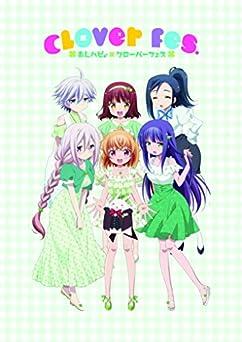 「あんハピ♪ Clover fes.」 [Blu-ray]