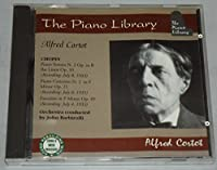 Alfred Cortot The Victor Session In The 20's