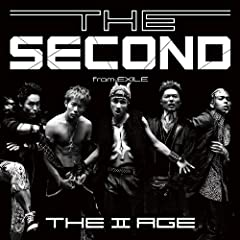 THE SECOND from EXILE「HEAD BANGIN'」のジャケット画像