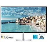 "Dell S2719DM S Series Full HD LED IPS Ultrathin Monitor, 27"", 2560 x 1440 Pixels, Silver"