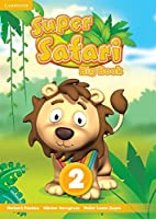 Super Safari Level 2 Big Book (Super Minds)