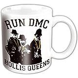 RUN DMC ランディーエムシー - HOLIS QUEENS POSE BLACK/マグカップ 【公式/オフィシャル】