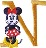 パイオニア アルファベット ワッペン ディズニー ミニーマウス MY4001-MY312
