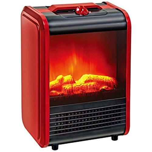 暖炉風 セラミックファンヒーター SZPTC-14