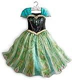 アナと雪の女王 子ども用ドレス アイペンシル付 キッズコスチューム 女の子 120cm