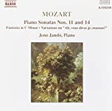 Mozart: Piano Sonatas Nos. 11 & 14; Fantasia, K475; Variations, K265 (2006-08-01)