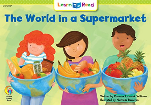 The World In A Supermarket (Social Studies Learn to Read)の詳細を見る